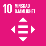 Globalt mål: Minskad ojämlikhet