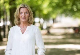 Porträtt på Ingela Gullberg
