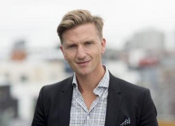 Porträttbild av Johan Andersson