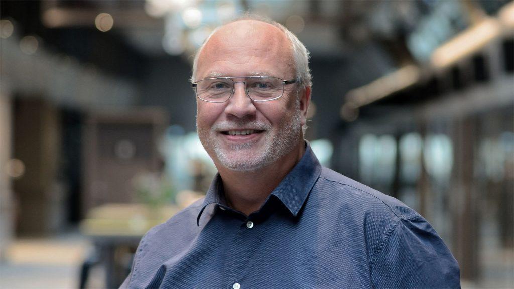Porträtt på Sven Gratzl