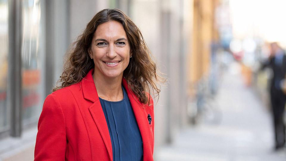 Porträttbild av Veronica Rörsgård, Chef Pysslingens förskolor