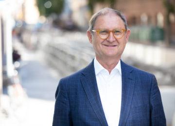 Porträttbild av Håkan Sörman