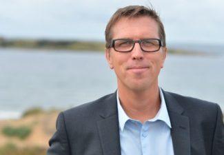 Porträttbild av Marcus Strömberg