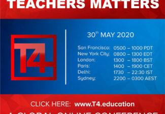 Över 50 000 på världens största globala lärarkonferens