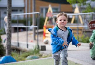 8 000 förskolebarn i rörelse