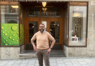 Jon Ellrose, rektor NTI Gymnasiet Sundsvall