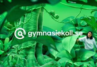 Gymnasiekoll.se stöttar elever i valet till gymnasiet