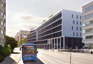 Örebro får nytt kreativt skolcampus