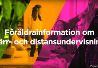 AcadeMedia erbjuder stöd till Sveriges vårdnadshavare