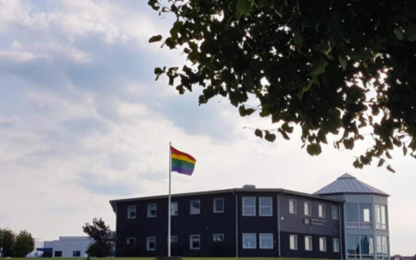 Drottning Blankas Gymnasieskola i Jönköping