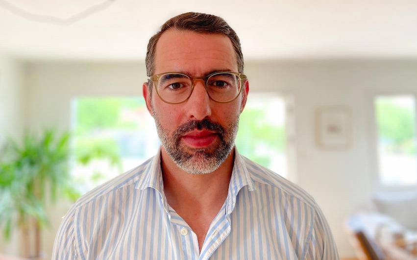 Porträtt på Erik Isaksson