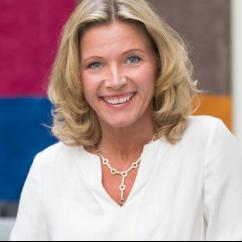 Porträtt på Academedias Kvalitetschef Ingela Gullberg